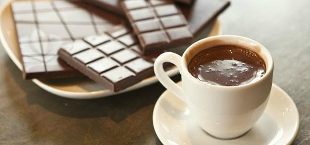 Türk kahvesine farklı bir dokunuş.