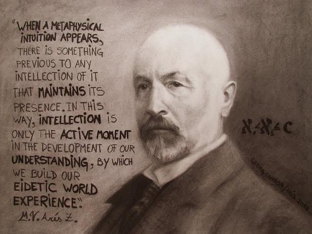 Georg Cantor Paradoksu